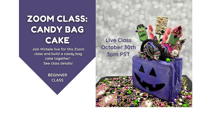 Preview: Candy Bag Zoom Class