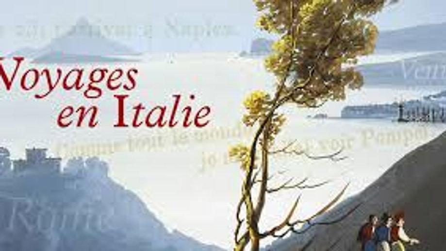 Voyages en Italie...