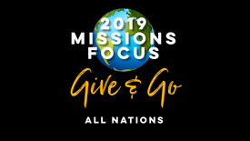 Missions Focus: All Nations