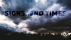 Signs of End Times