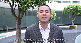 Mensaje de  Ángel Avila