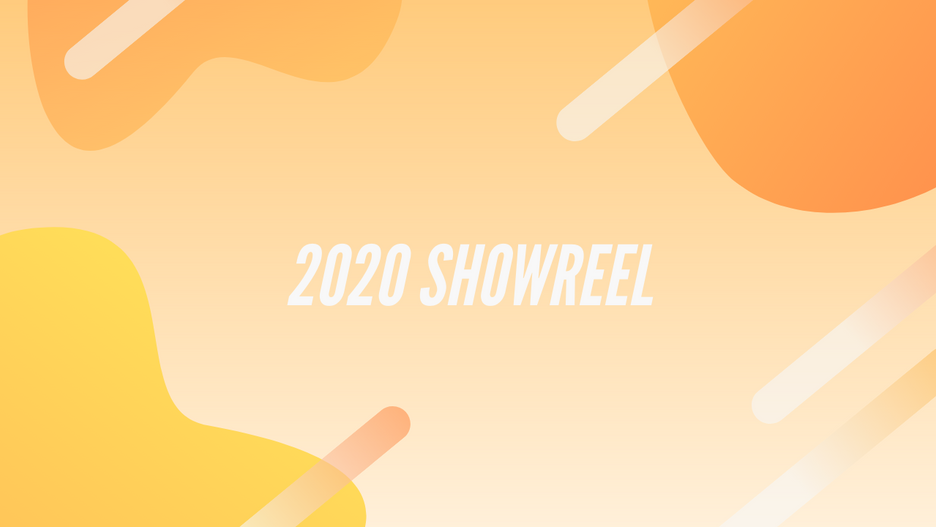 What we do I Showreel 2020