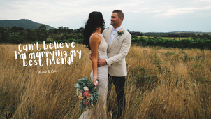 Nicole & Ryan - The Riverstone Estate