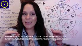 LILITH LA LUNA NEGRA Seminario Online de Astrología