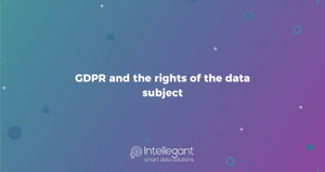The rights of data subjects