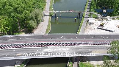Nieuwe brug te Ingelmunster is bijna klaar