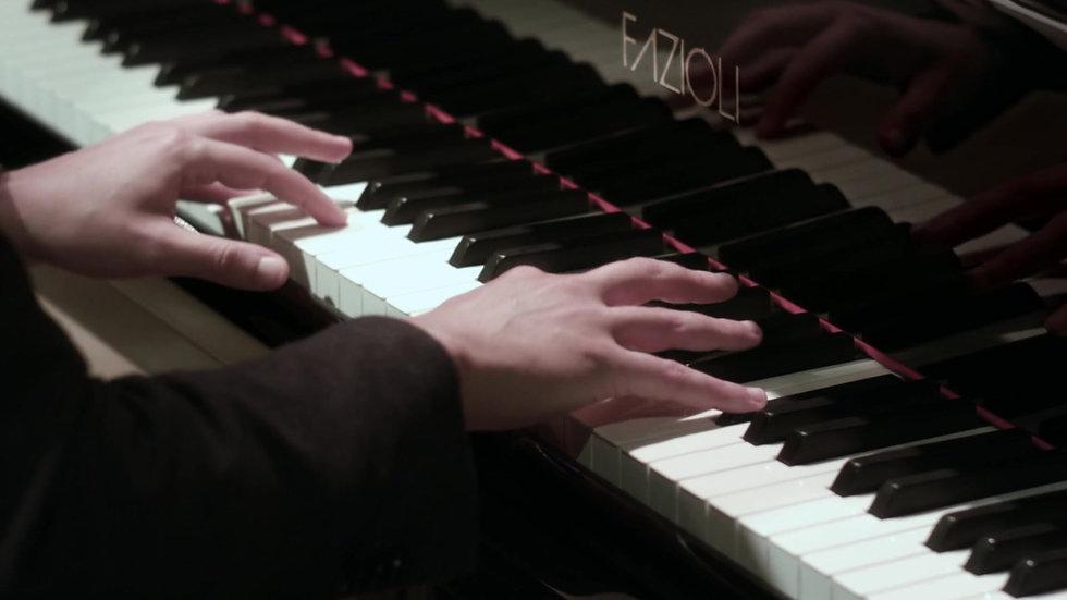 Vidéo Messiaen - Cloches d'angoisse et larmes d'adieu V1