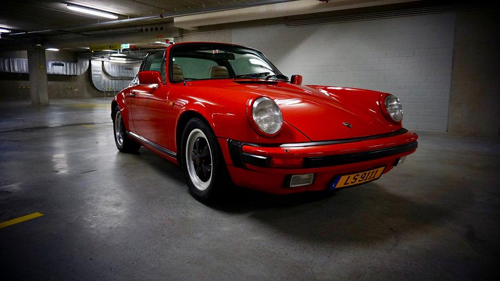 911 Targa-RED