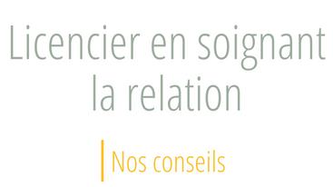 Impact 2 - Licencier en soignant la relation