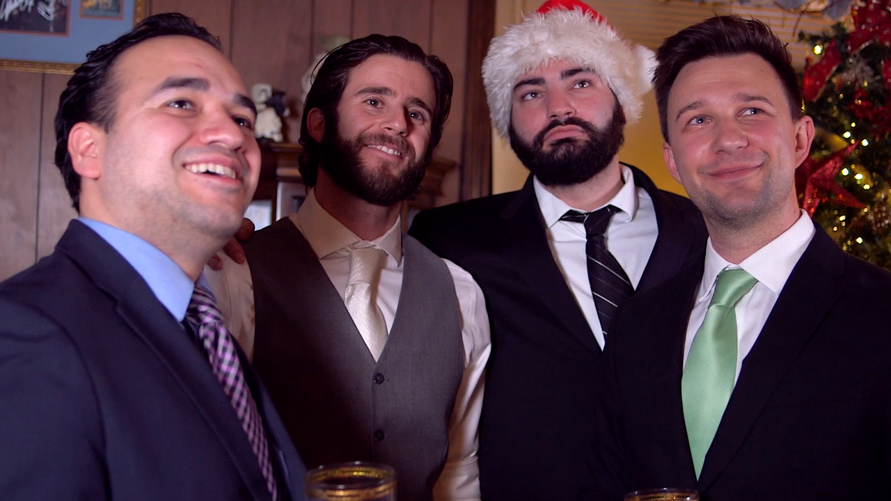 THE DOLLARS & DONUTS CHRISTMAS SPECIAL (2015)