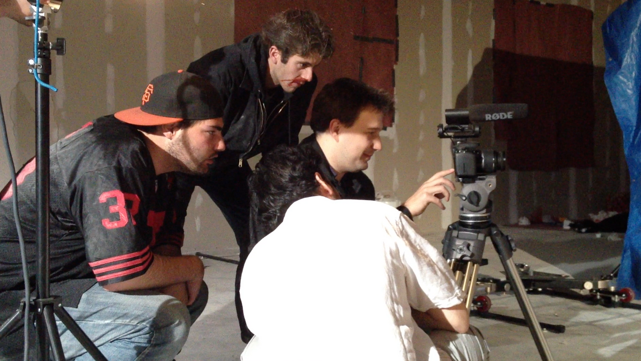 "Behind the Scenes of ""Dead Right"""