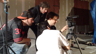 """Behind the Scenes of """"Dead Right"""""""