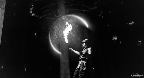 The Fire Breather