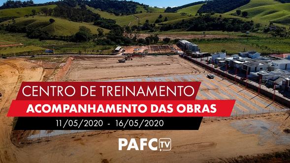 CENTRO DE TREINAMENTO | 11/05/2020 - 16/05/2020