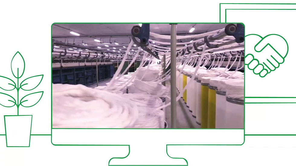 La Fabrication chez Coton vert