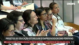 Tecnologia ajuda a aumentar inclusão de mulheres no mercado empreendedor  GloboNews