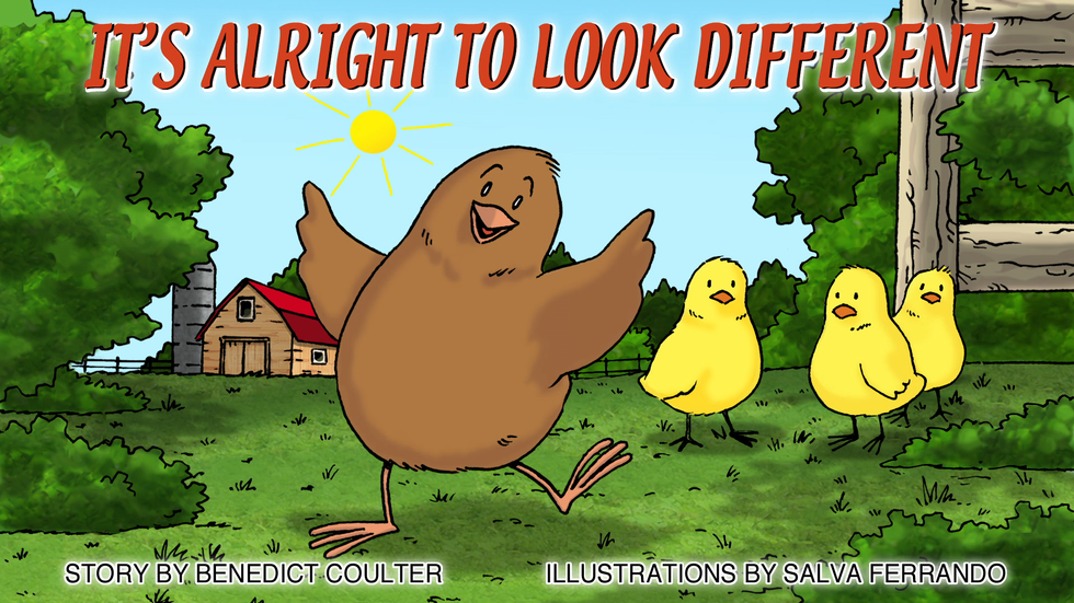 It's Alright To Look Different