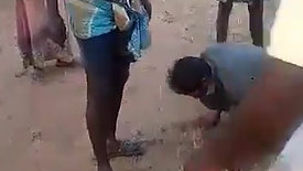 Dalits forced to bow before upper-caste Hindus