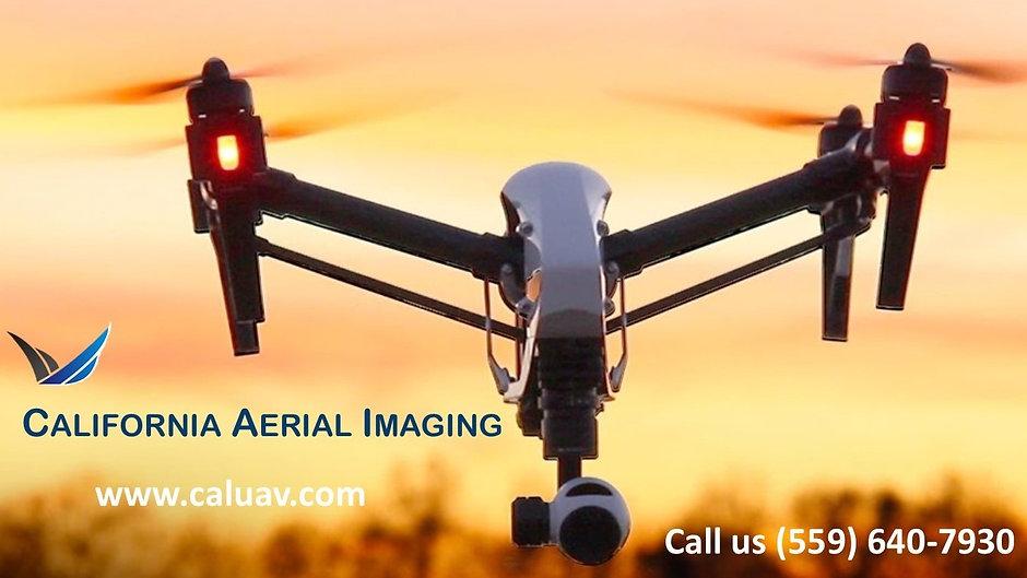 California Aerial Imaging Video Library