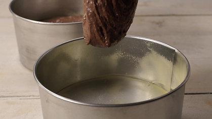 Excella - Chocolate Mayo Cake
