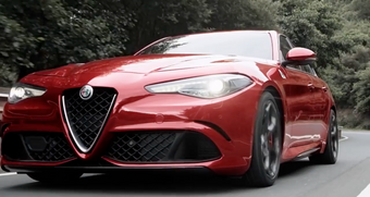 Alfa Romeo Super Bowl