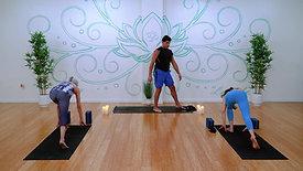 Allen Walls - *Power Yoga* Opening The Shoulders