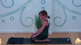 Dorcas Roman - *Dance Inspired Yoga* Continuous Flow