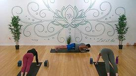 """Allen Walls - Power Yoga """"Surrender In Your Flow"""""""