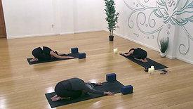 "Dorcas Roman - Gentle Yoga ""Conscious Moving In Space"""
