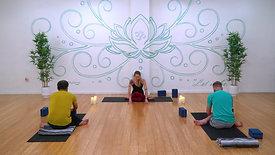 Sushannah Jordan - Hatha Yoga For Strength and Stability