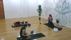 Jaclyn Urban Luna - *Power Yoga* Release and Receive
