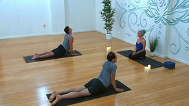 """Karen Russell - Gentle Yoga """"Stacking Your Joints"""""""