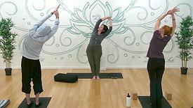 """Racquel TW - Gentle Yoga """"Breathe"""""""