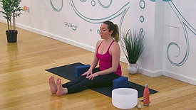 Jaclyn Urban Luna - *Power Yoga* Finding Stillness