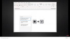 Microsoft Word Clipboard