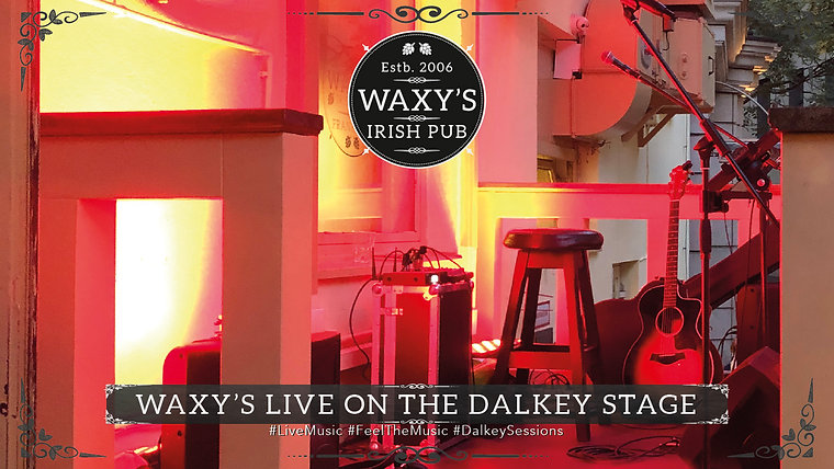 Live @ Waxy's Irish Pub