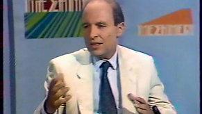 Συνεντεύξη με τον Κωστα Σημίτη πριν από το δεύτερο συνέδριο του ΠΑΣΟΚ (καλοκαίρι 1990)