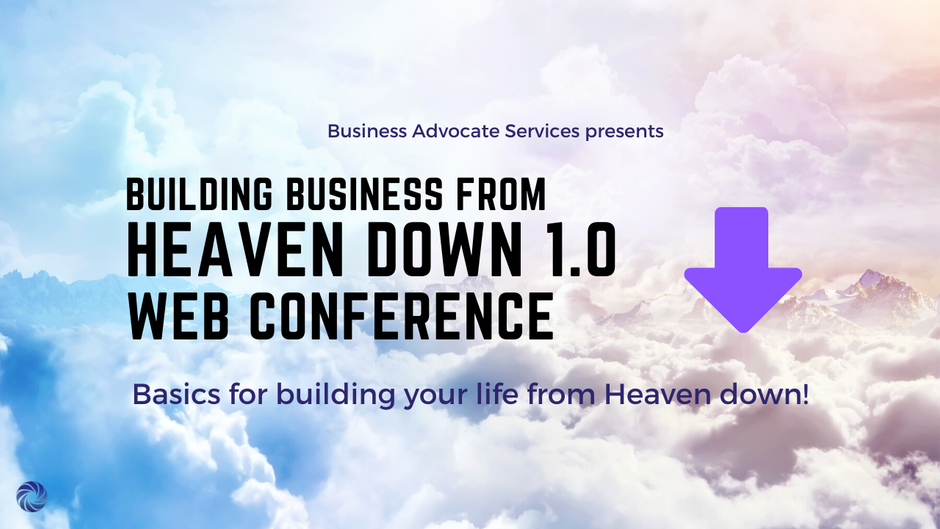Heaven Down 1.0 Web Conference - Clipped