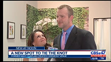 Action News Jax Noon story on the Walk-in Wedding Chapel