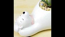Cute Animal Pots