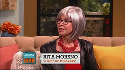 Access Hollywood - Rita Moreno