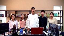 Cambodia mate team