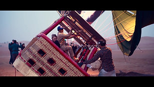 Hot Air Balloon Promotional Video