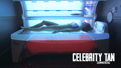Celebrity Tan - Commercial