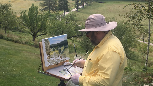 Keith Emerling Fine Art Videos