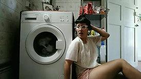 Dueto con lavadora