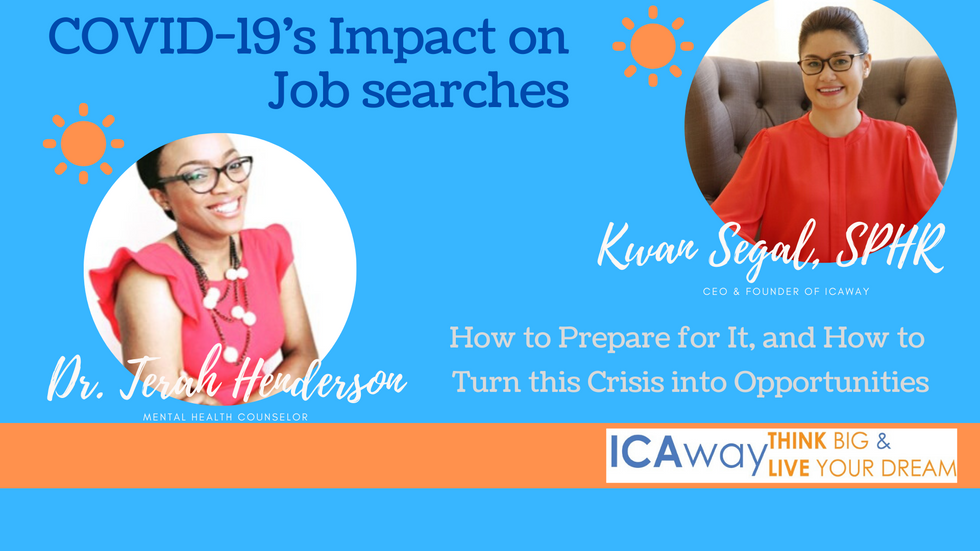 COVID-19's Impact on Job Searching