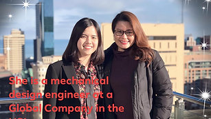 International Student Career Search Success Stories 2019 : Silvia Tran