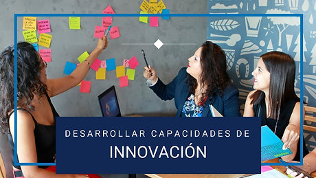 Desarrollar Capacidades de Innovación