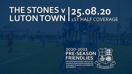 WFC v Luton Town - 1st Half